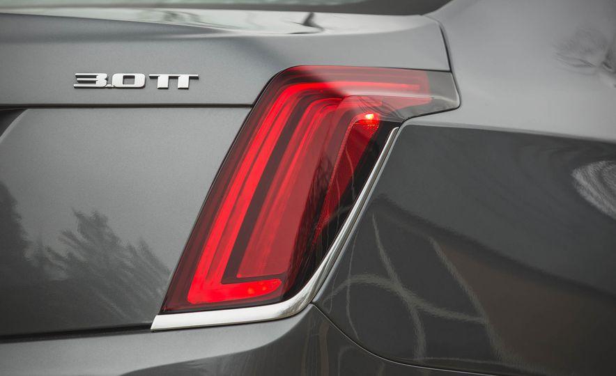 2018 Cadillac CT6 - Slide 26