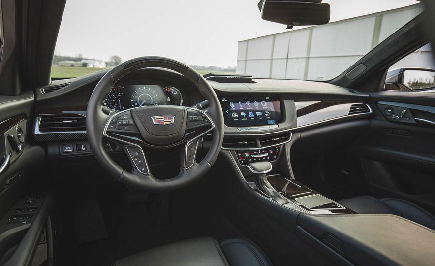 2018 Cadillac CT6 - Slide 33
