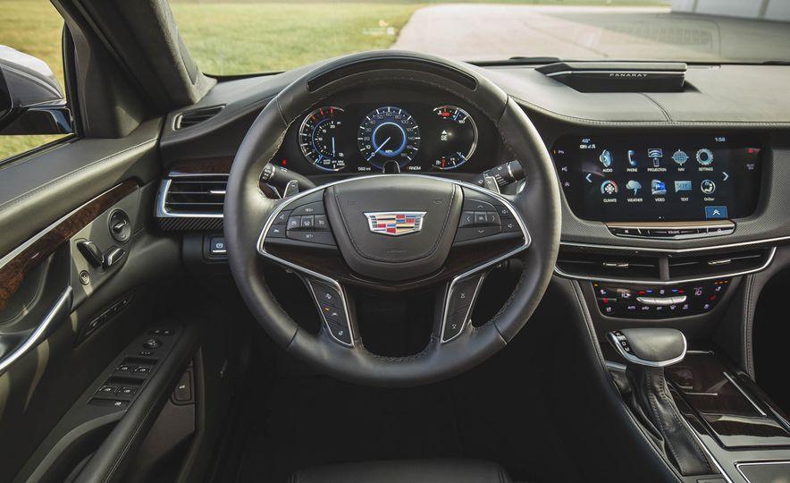 2018 Cadillac CT6 - Slide 36