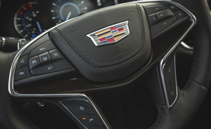 2018 Cadillac CT6 - Slide 38
