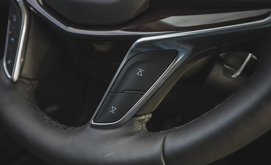 2018 Cadillac CT6 - Slide 40