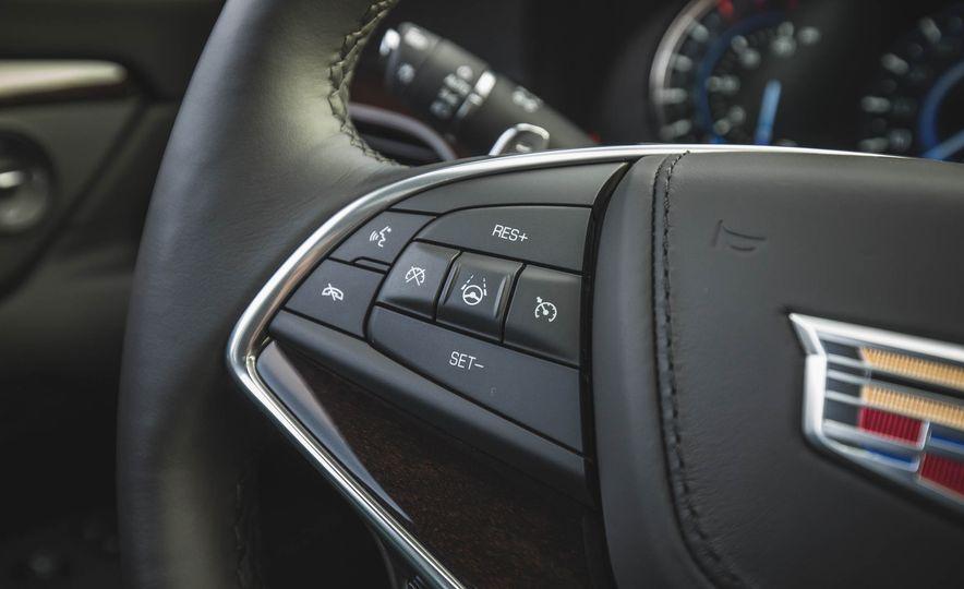2018 Cadillac CT6 - Slide 41