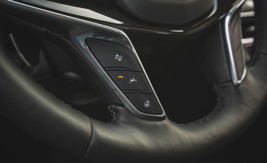 2018 Cadillac CT6 - Slide 42