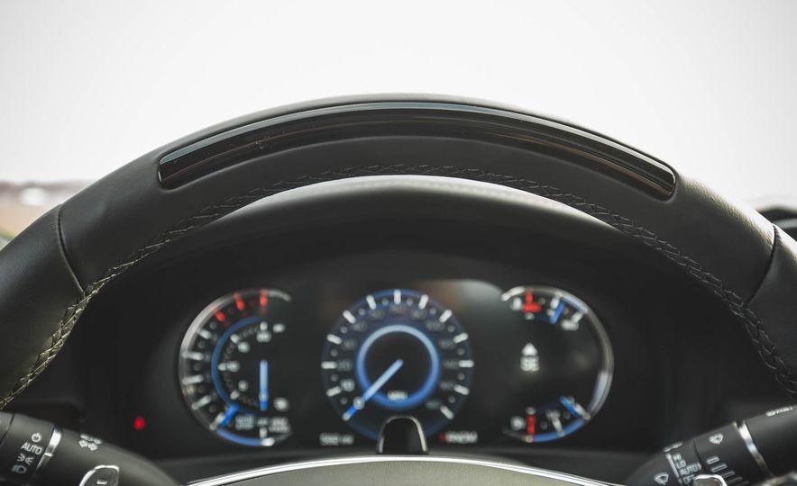 2018 Cadillac CT6 - Slide 44