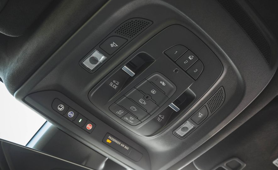 2018 Cadillac CT6 - Slide 47