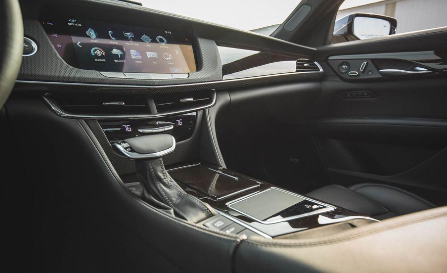 2018 Cadillac CT6 - Slide 49