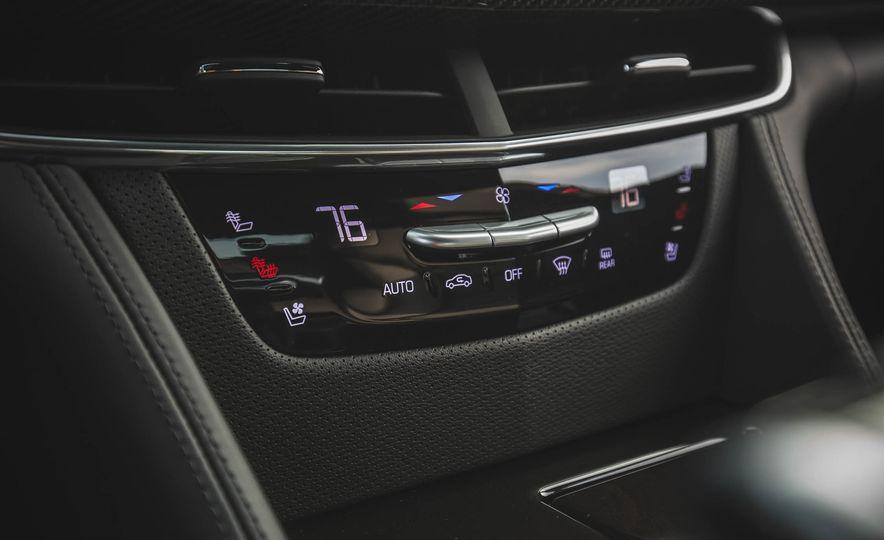 2018 Cadillac CT6 - Slide 56