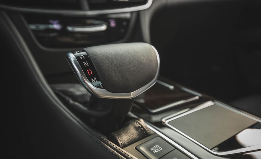 2018 Cadillac CT6 - Slide 58