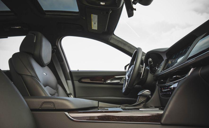 2018 Cadillac CT6 - Slide 64
