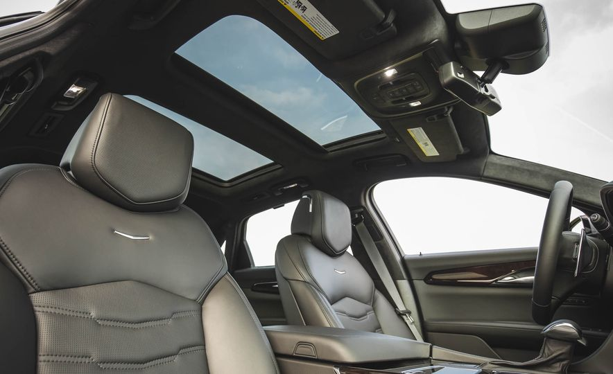 2018 Cadillac CT6 - Slide 65