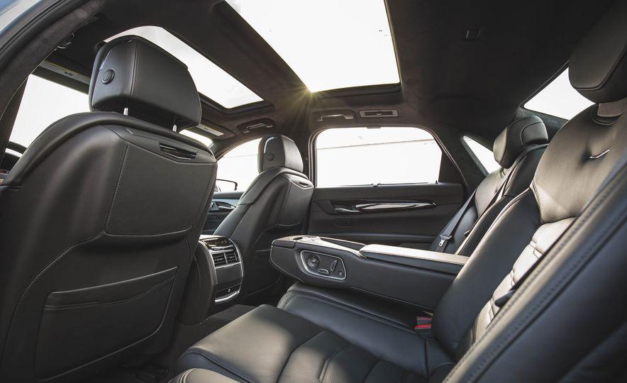 2018 Cadillac CT6 - Slide 70