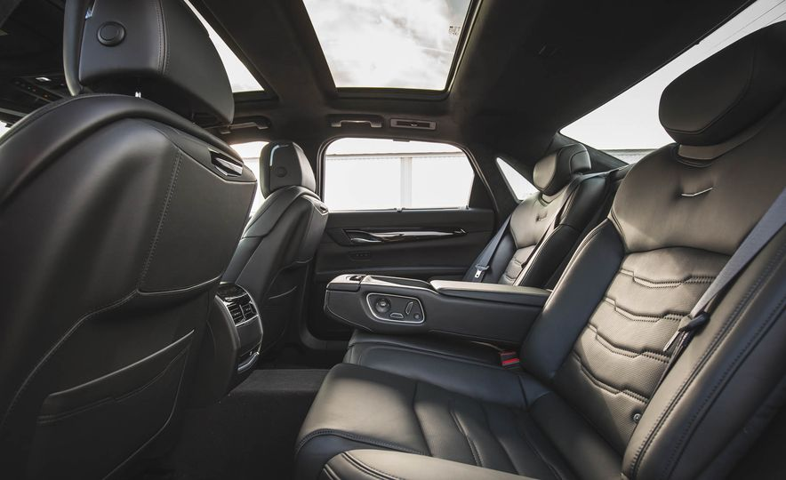 2018 Cadillac CT6 - Slide 71