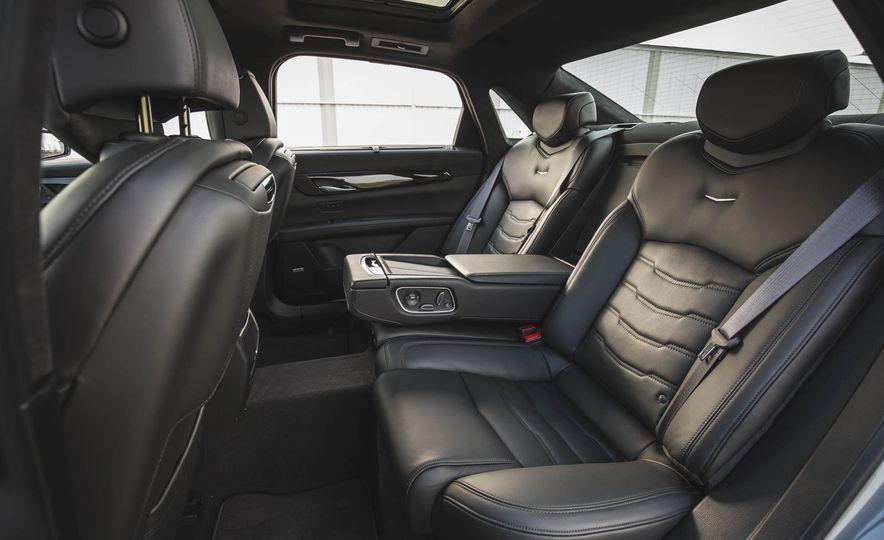 2018 Cadillac CT6 - Slide 72