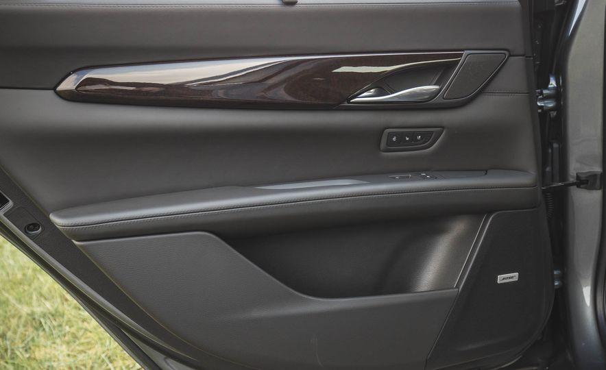 2018 Cadillac CT6 - Slide 80