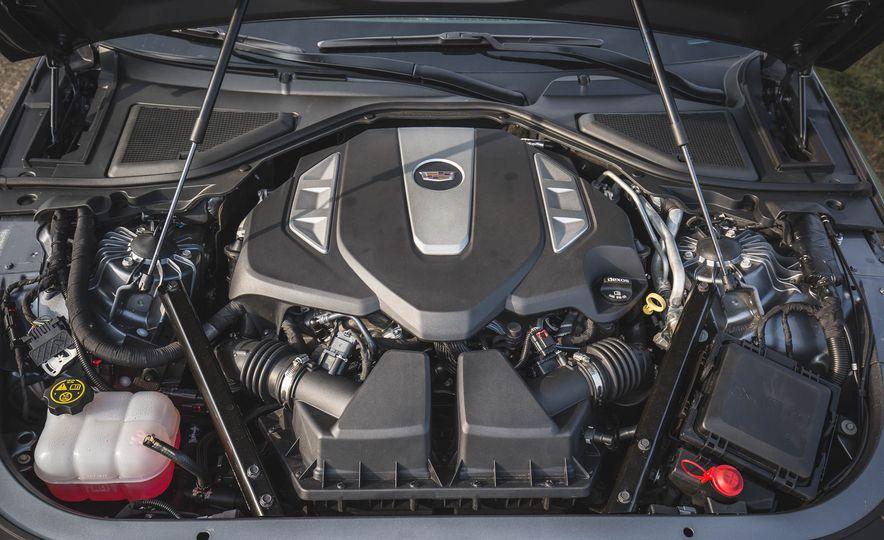 2018 Cadillac CT6 - Slide 90
