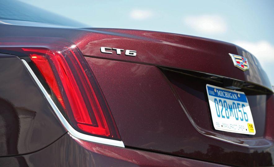 2018 Cadillac CT6 - Slide 114