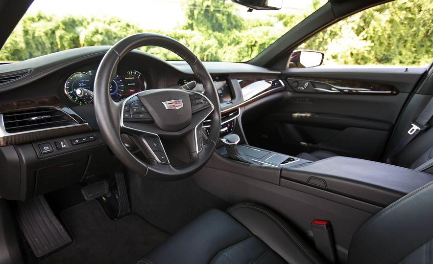 2018 Cadillac CT6 - Slide 122