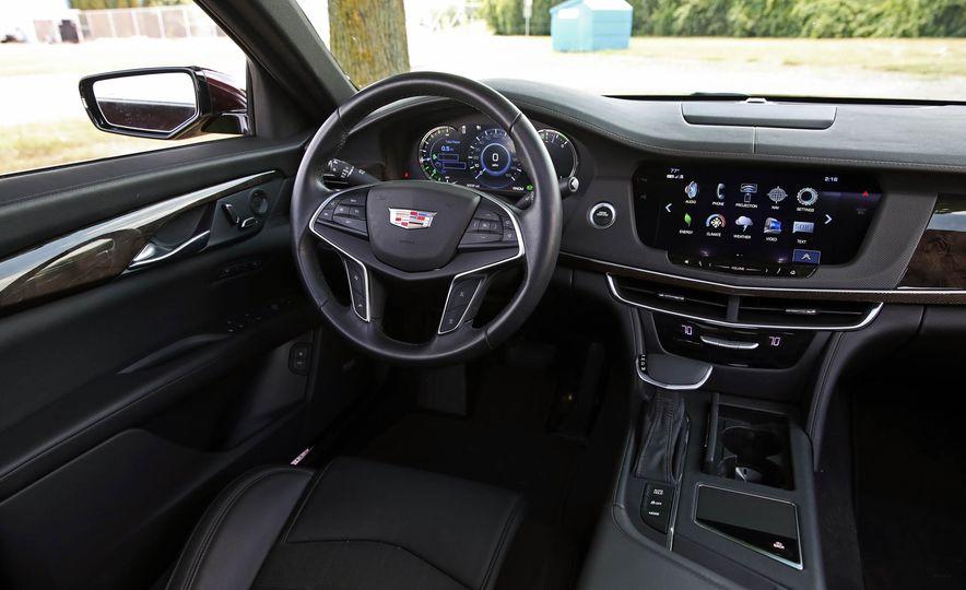 2018 Cadillac CT6 - Slide 123