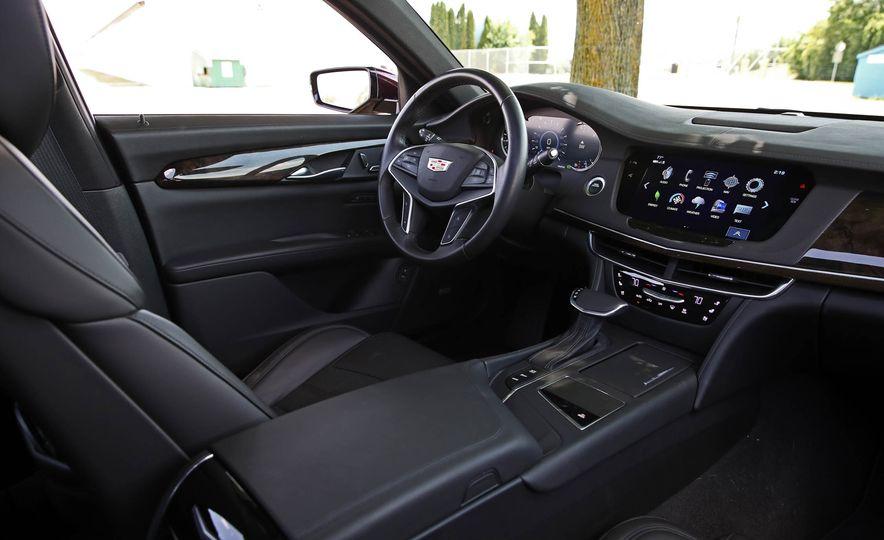2018 Cadillac CT6 - Slide 125