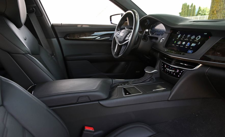 2018 Cadillac CT6 - Slide 126