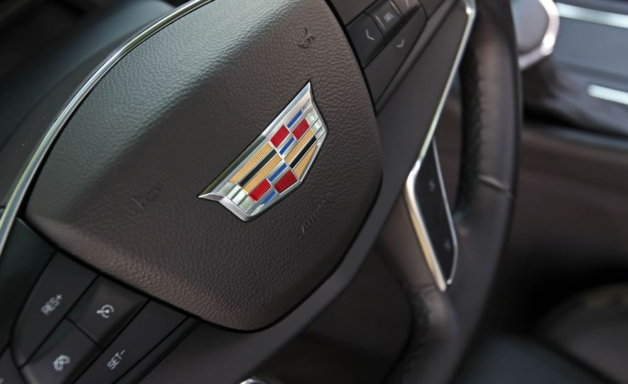 2018 Cadillac CT6 - Slide 128