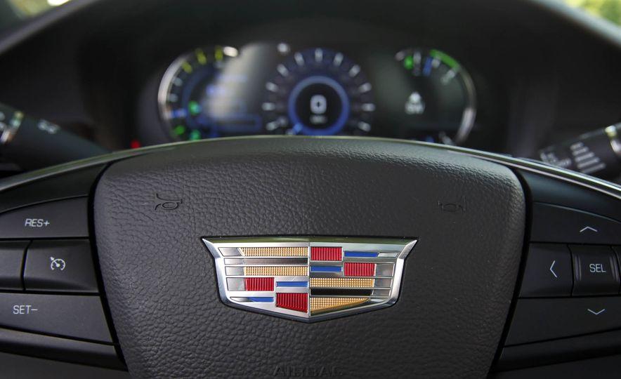2018 Cadillac CT6 - Slide 129