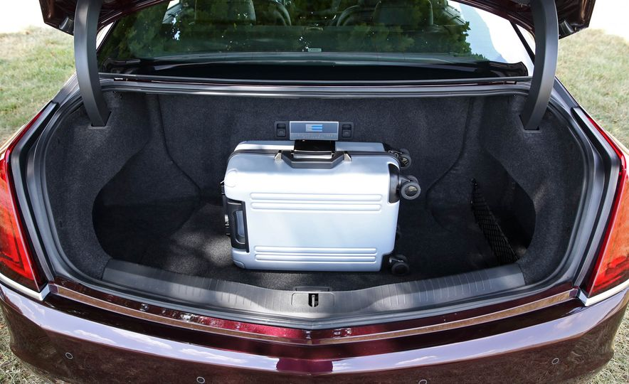 2018 Cadillac CT6 - Slide 159