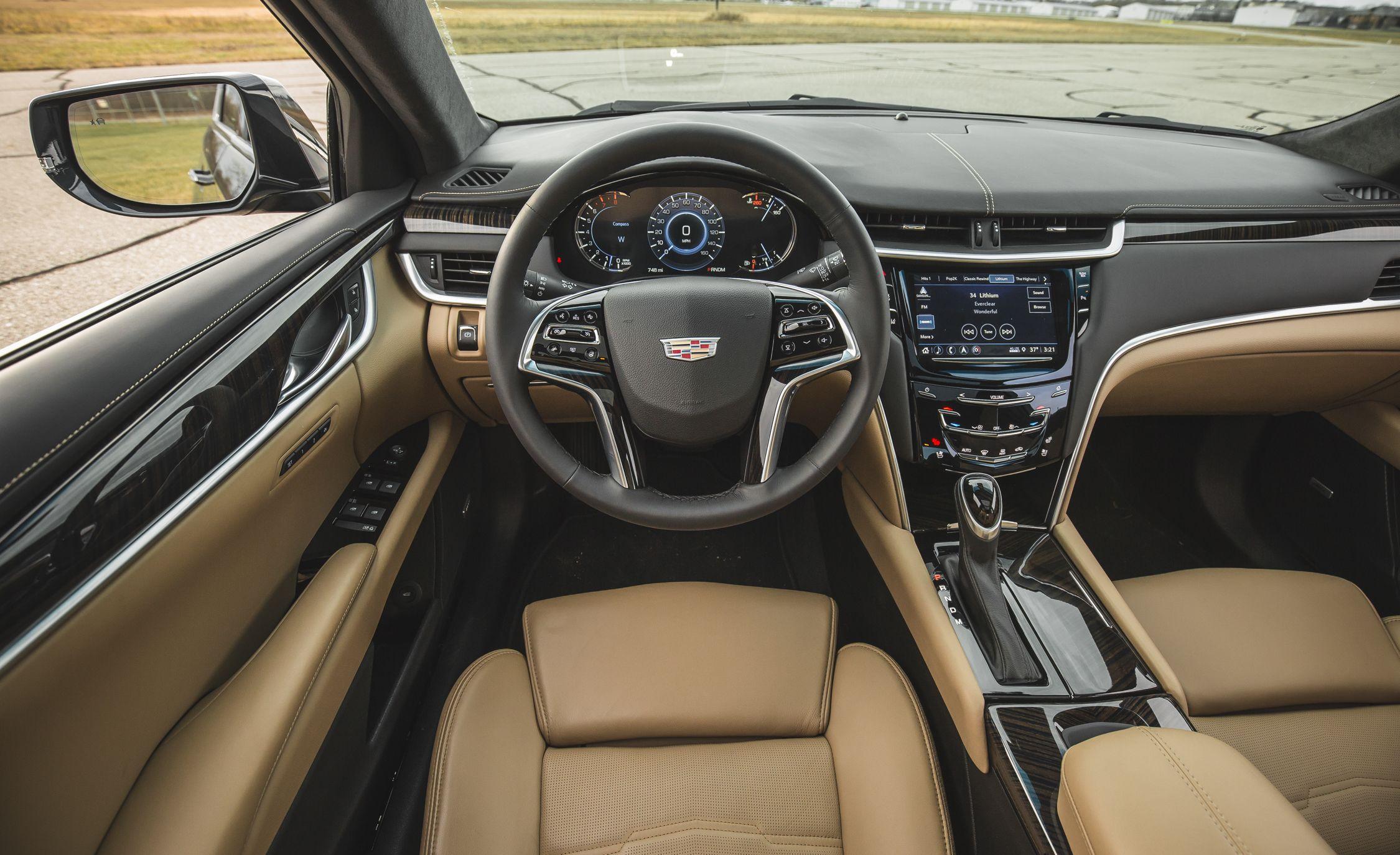 2019 Cadillac Xts Reviews Price Photos And Specs Car Driver
