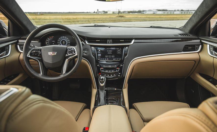 2018 Cadillac XTS V-Sport AWD - Slide 33