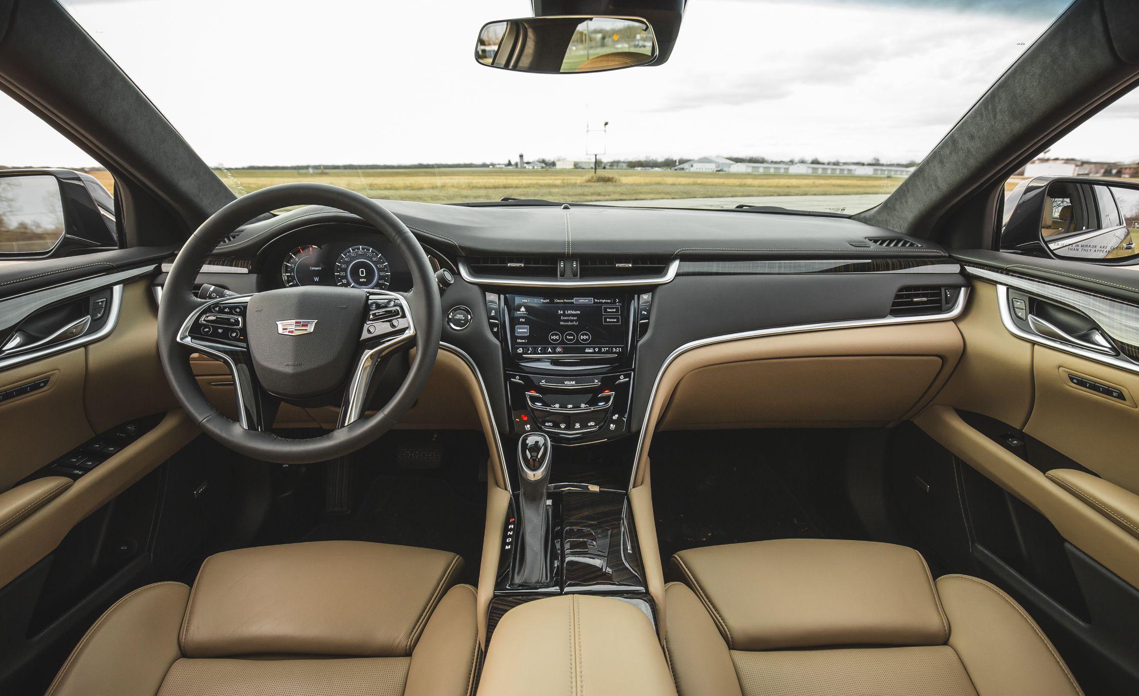 2019 Cadillac Xts Reviews Cadillac Xts Price Photos And Specs