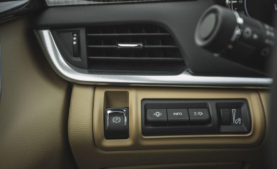 2018 Cadillac XTS V-Sport AWD - Slide 35
