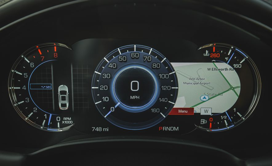 2018 Cadillac XTS V-Sport AWD - Slide 42