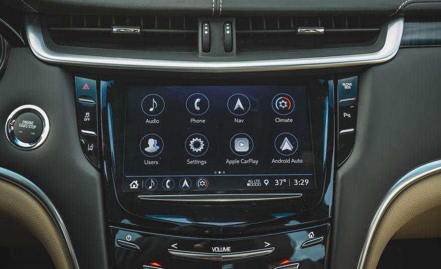 2018 Cadillac XTS V-Sport AWD - Slide 46