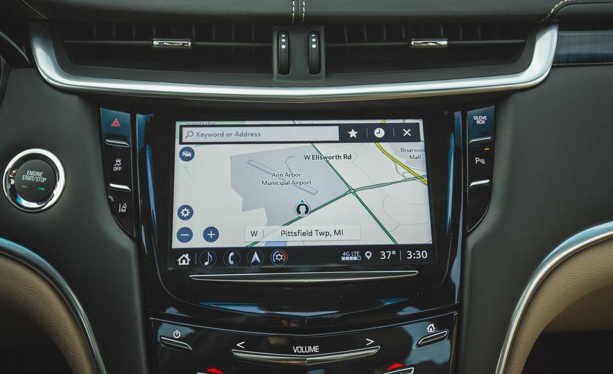 2018 Cadillac XTS V-Sport AWD - Slide 48