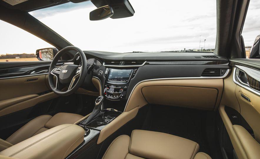 2018 Cadillac XTS V-Sport AWD - Slide 56