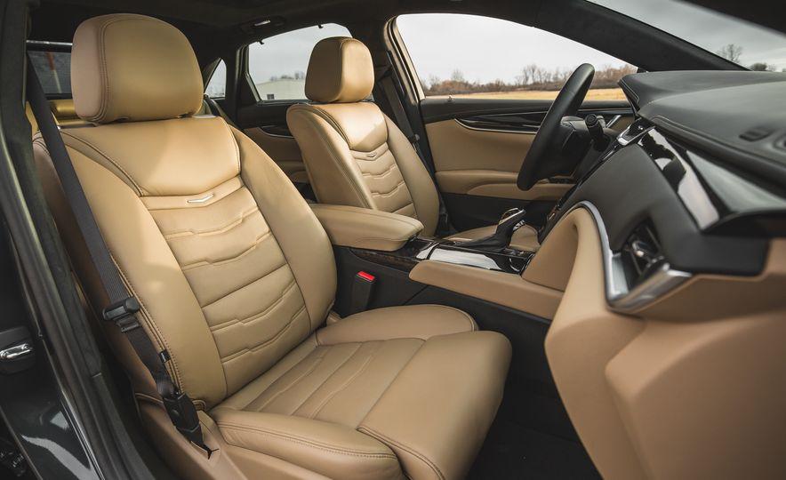 2018 Cadillac XTS V-Sport AWD - Slide 60