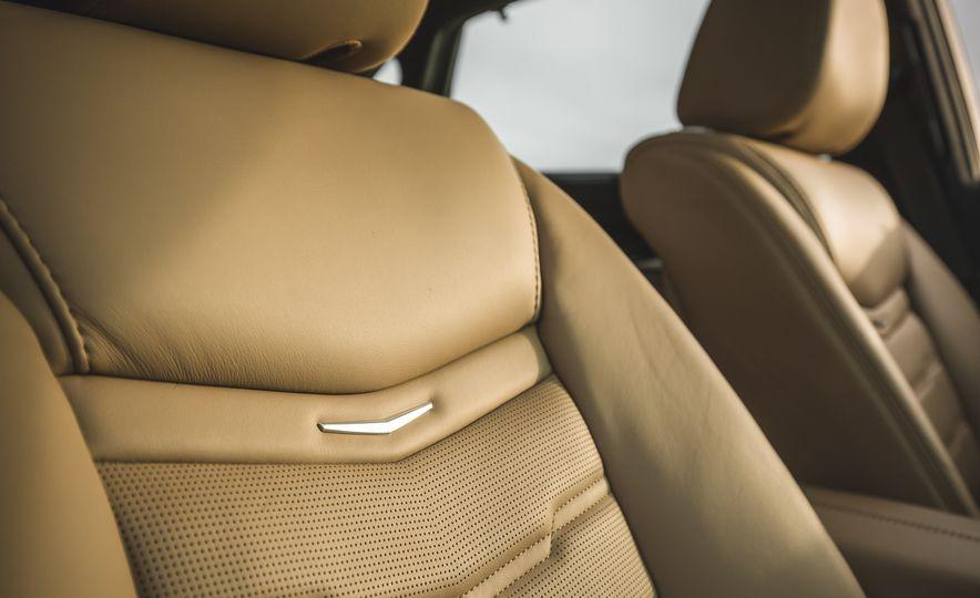 2018 Cadillac XTS V-Sport AWD - Slide 61