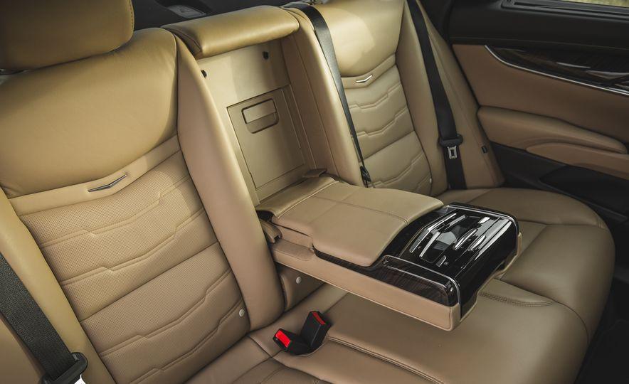 2018 Cadillac XTS V-Sport AWD - Slide 66