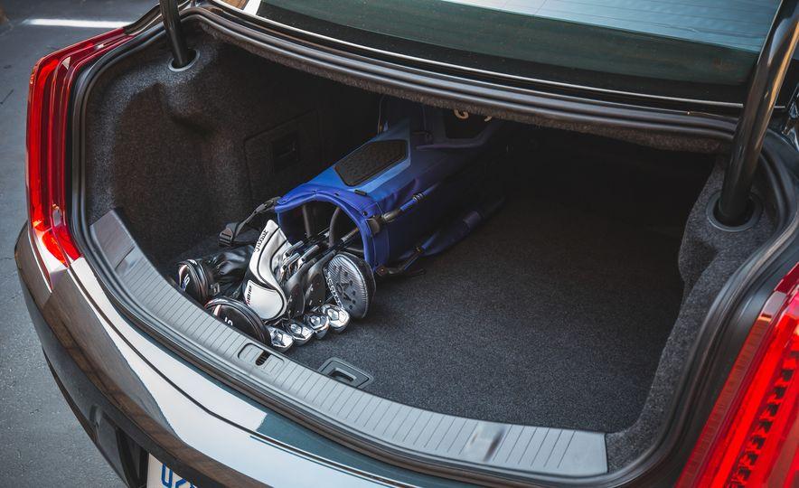 2018 Cadillac XTS V-Sport AWD - Slide 72