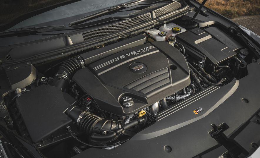 2018 Cadillac XTS V-Sport AWD - Slide 75