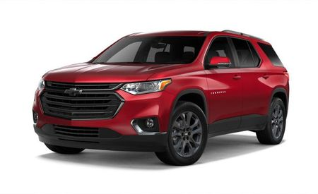 Chevrolet Releases Pricing for the Traverse RS, the Four-Cylinder One