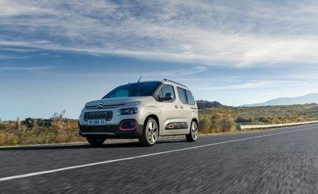 Wingo Dingo Sweet Berlingo: Citroen's Small Van Gets a Radical Redo
