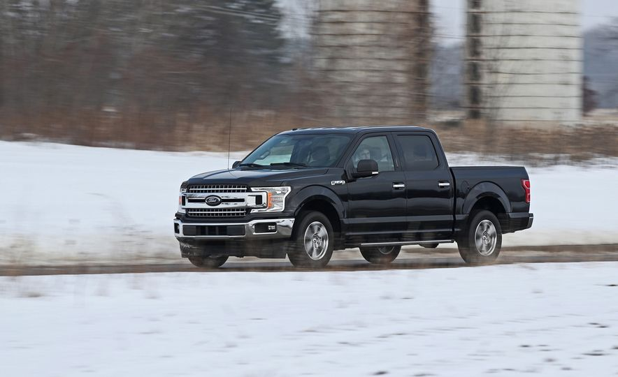 2018 Ford F-150 4x2 SuperCrew - Slide 1
