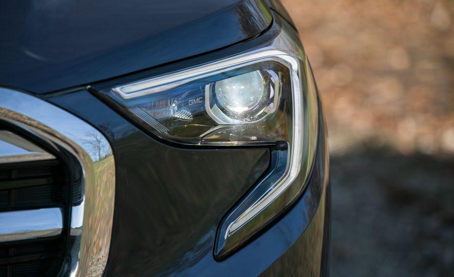2018 GMC Terrain Diesel AWD - Slide 29