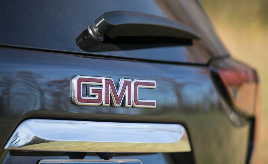 2018 GMC Terrain Diesel AWD - Slide 44