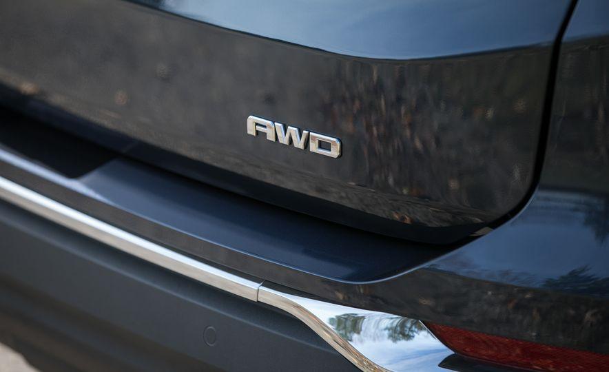 2018 GMC Terrain Diesel AWD - Slide 47