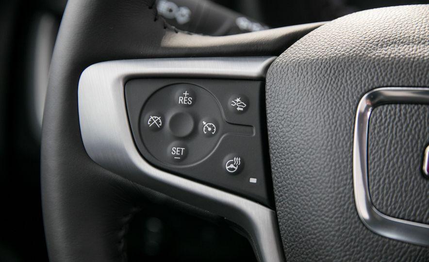2018 GMC Terrain Diesel AWD - Slide 57