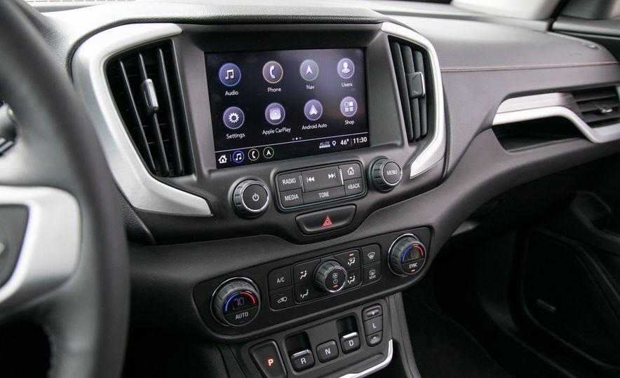 2018 GMC Terrain Diesel AWD - Slide 67