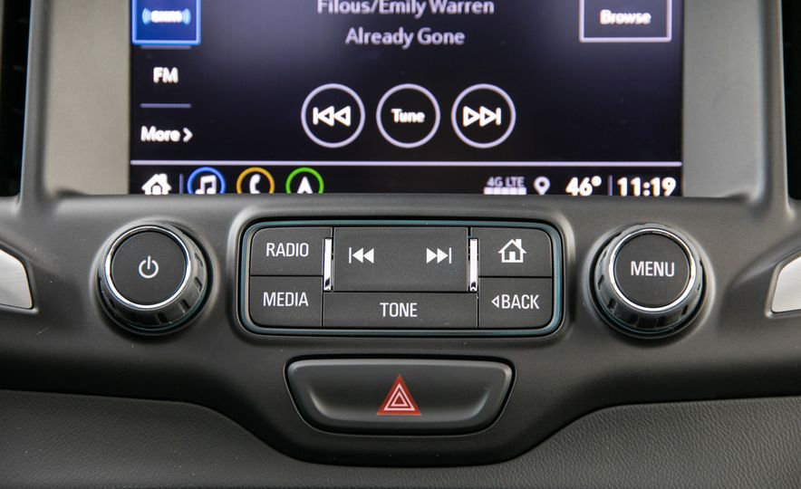 2018 GMC Terrain Diesel AWD - Slide 70