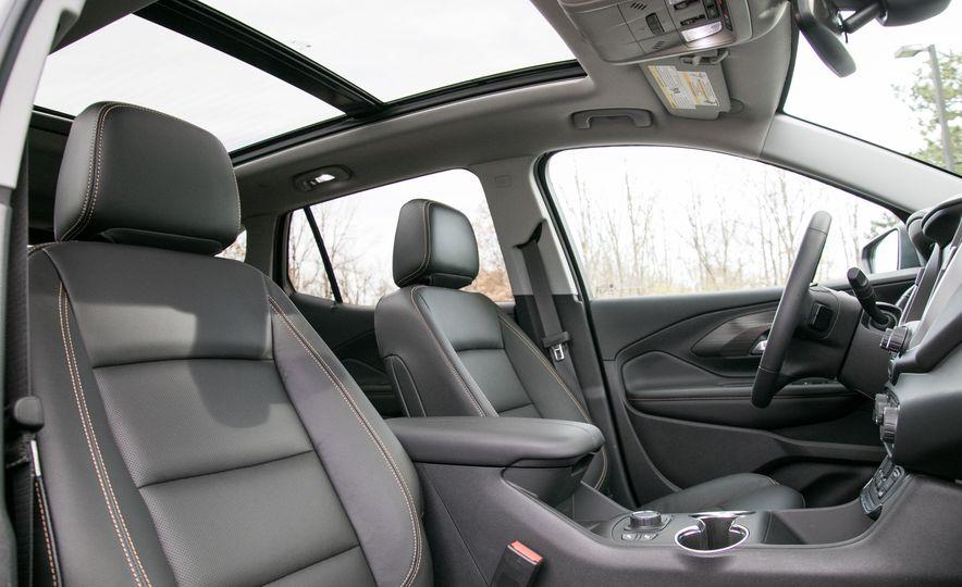 2018 GMC Terrain Diesel AWD - Slide 83